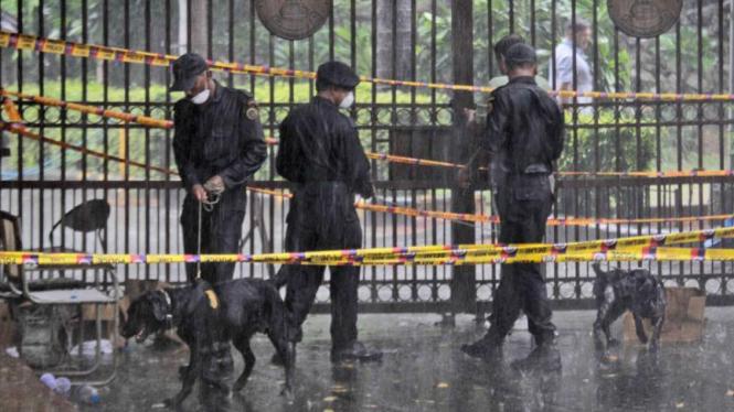 Bom Meledak Di India