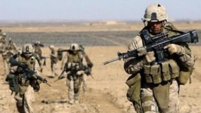 Pasukan NATO di Afghanistan