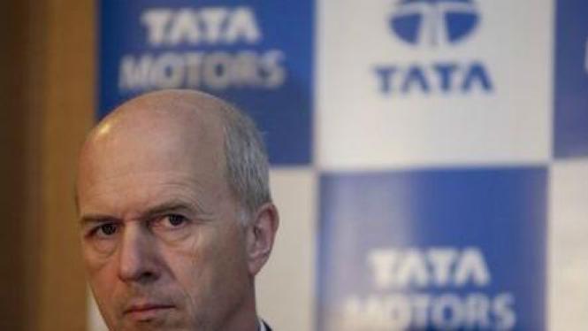 Carl-Peter Forster, mantan CEO Tata Motors