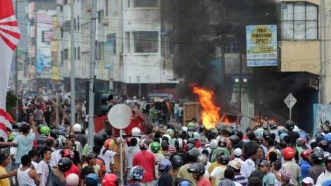 Kerusuhan Ambon 11 September 2011