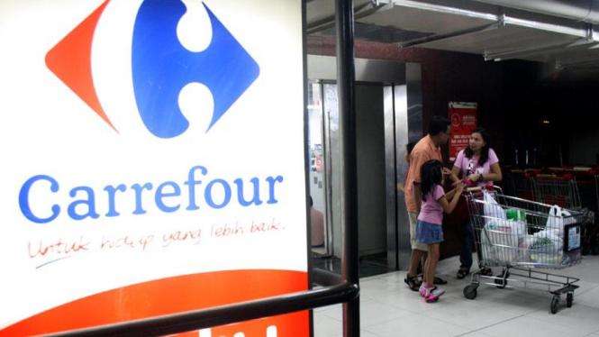 Peningkatan Keuntungan Carrefour