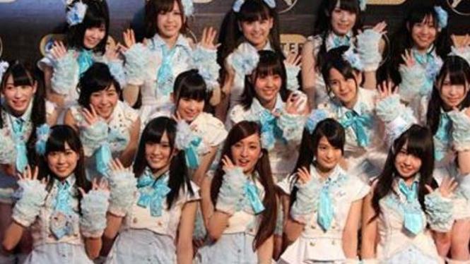 Grup Musik Wanita AKB48