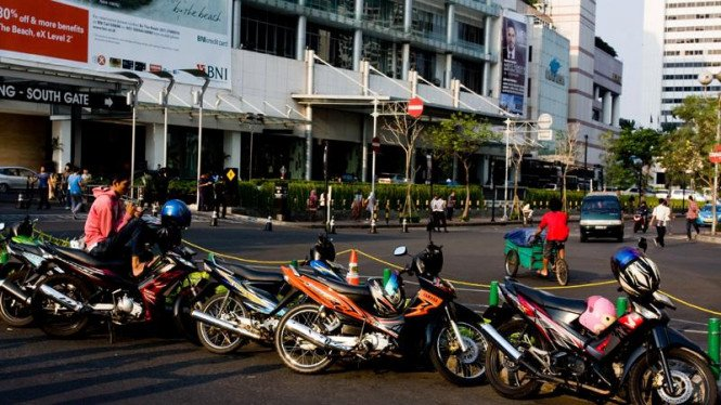 Parkir Liar Jakarta