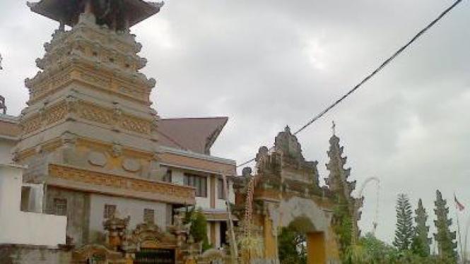 Gereja Yesus Gembala yang Baik di Ubung Kaja, Denpasar, Bali