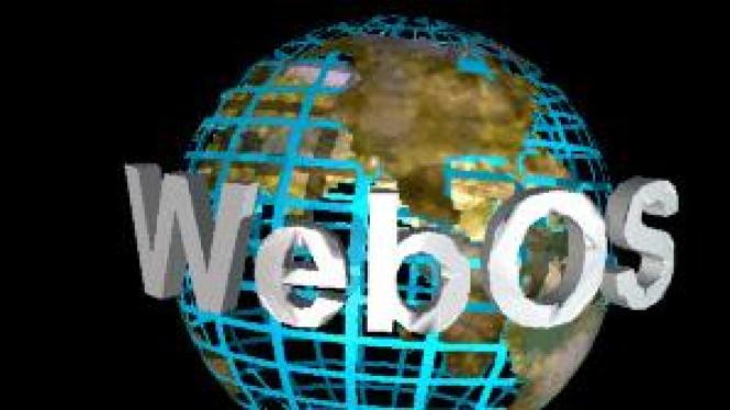 Ilustrasi sistem operasi webOS