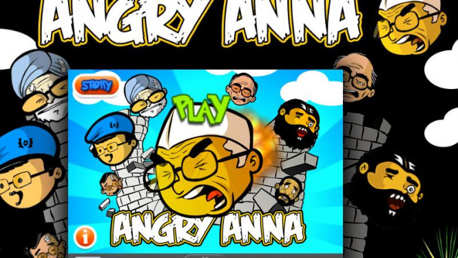 Game Angry Anna