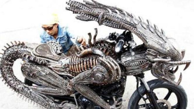 Motor Alien