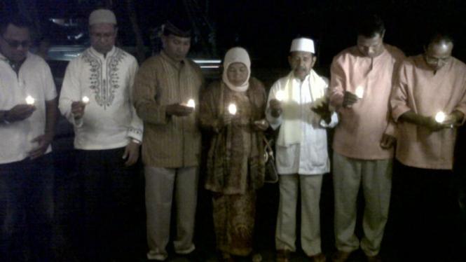 Ikatan Keluarga Maluku ( Ikemal ) Bali gelar doa untuk Maluku