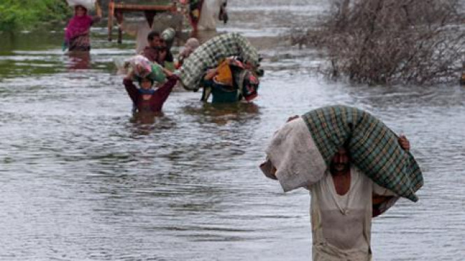 Banjir di Pakistan