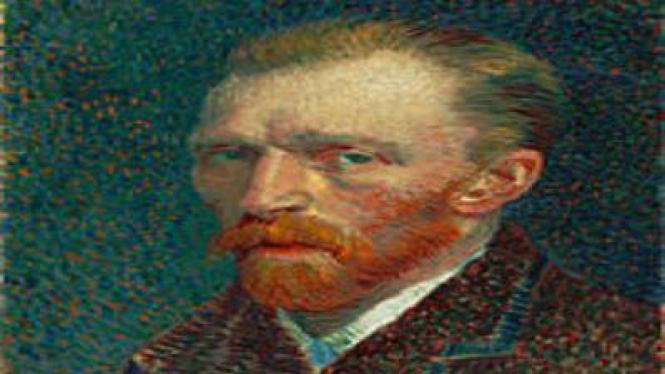 Ilustrasi Vincent Gogh