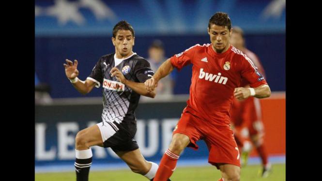 Real Madrid VS Dinamo Zagreb