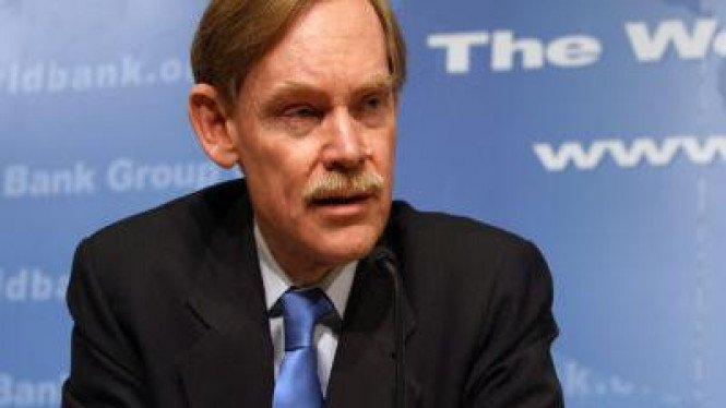 Presiden Bank Dunia (World Bank) Robert Zoellick