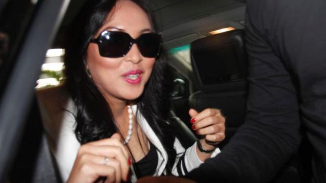Angelina Sondakh Diperiksa KPK