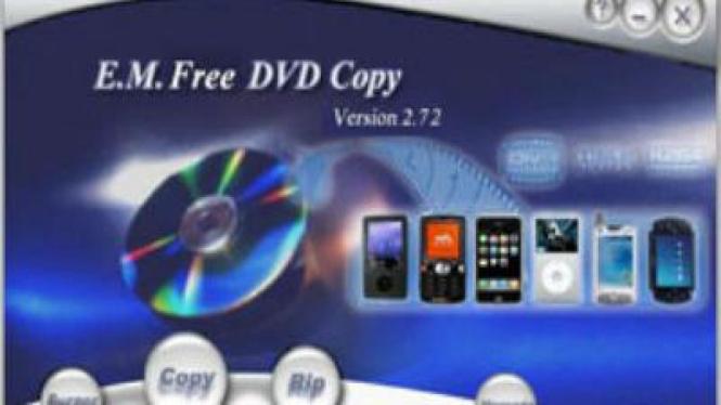 DVD ripping