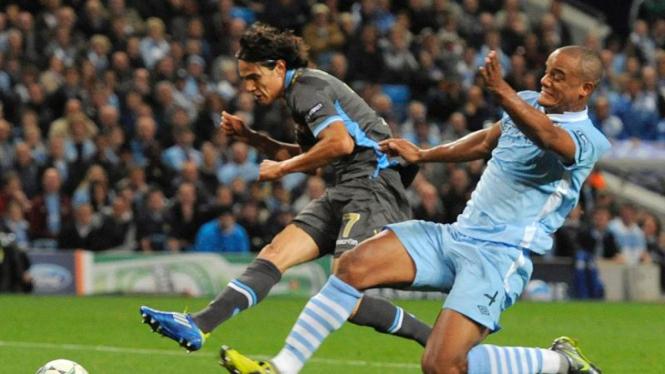 Manchester City VS Napoli