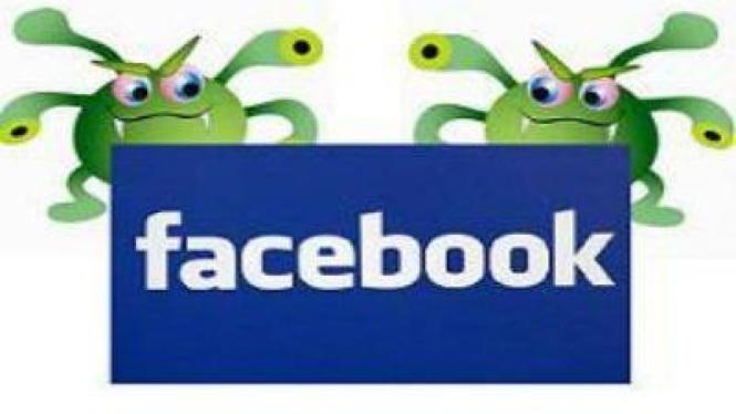 Virus Facebook