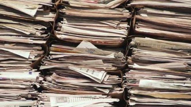 Ilustrasi Penyimpanan Dokumen
