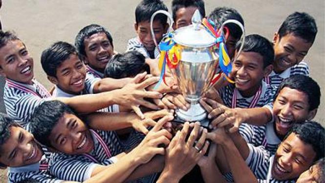 Timnas Indonesia U-15