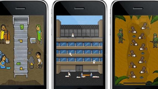"""Aplikasi """"Phone Story"""" yang diblokir Apple"""