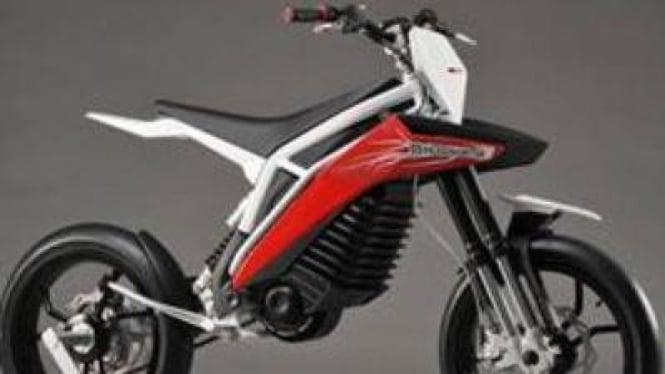 Sepeda Motor Listrik Husqvarna