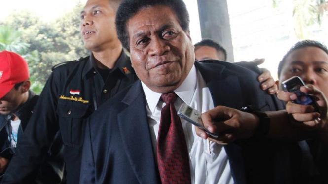 Michael Manufandu Memenuhi Panggilan KPK