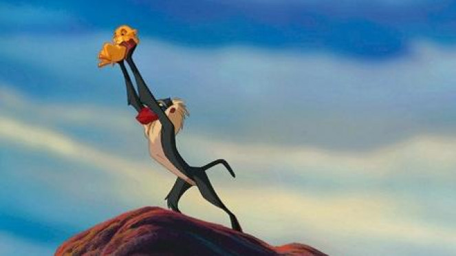 Film Lion King 3D