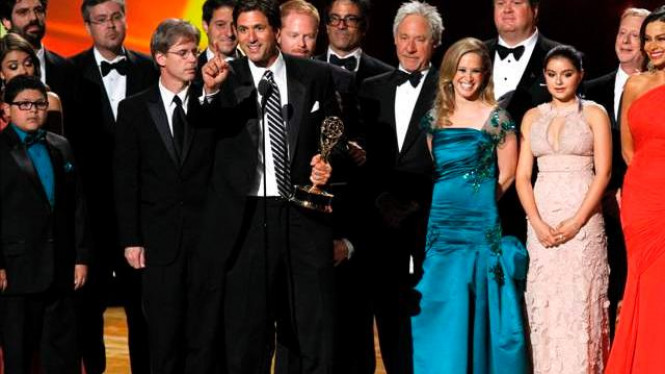 Emmy Awards 2011 Serial Modern Family