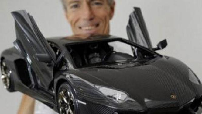Miniatur Mobil Termahal di Dunia