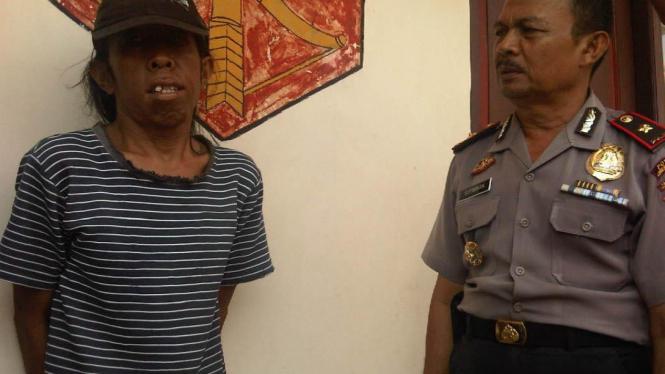 Pelaku sodomi di Cirebon, Wiwi