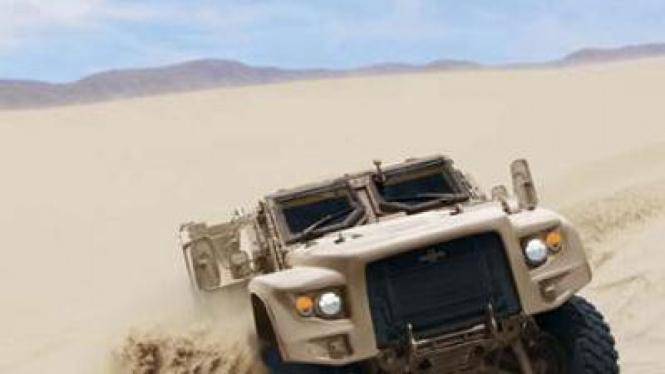 Kendaraan Militer Amerika Serikat (L-ATV)