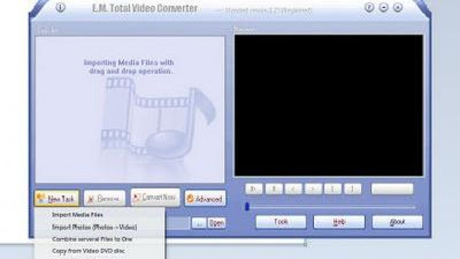 Software TVC