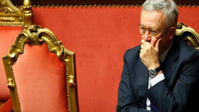 Menteri Ekonomi Italia, Giulio Tremonti