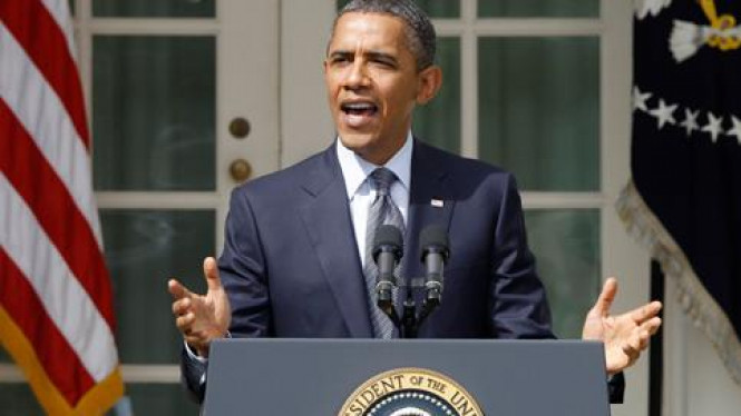 Presiden Amerika Serikat, Barack Obama