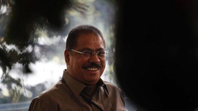 Ketua Banggar Melchias Marcus Mekeng