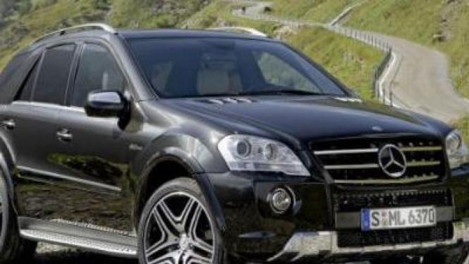Mercedes 4x4