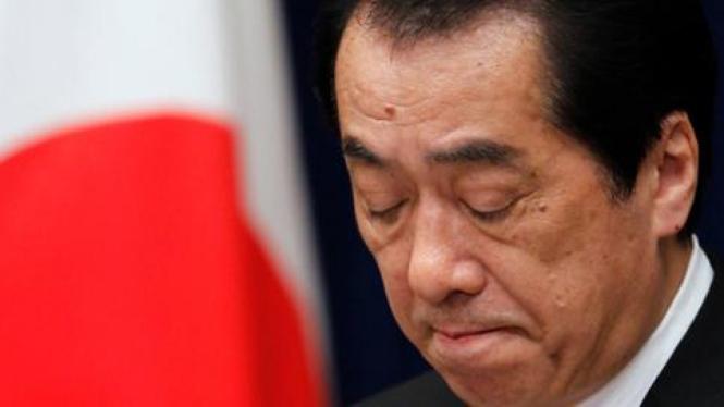 Mantan PM Jepang, Naoto Kan