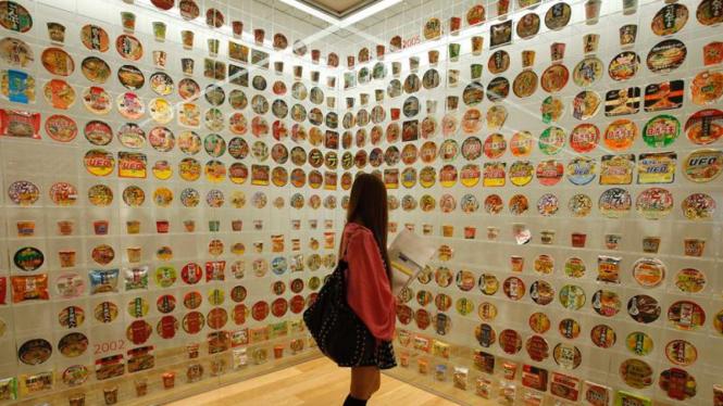 Museum Mie Instan di Jepang