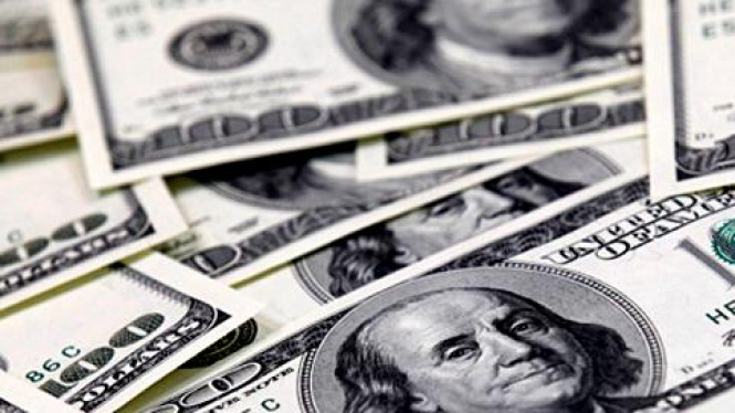 Ilustrasi dolar
