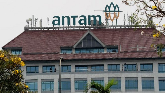 Gedung ANTAM (Aneka Tambang)
