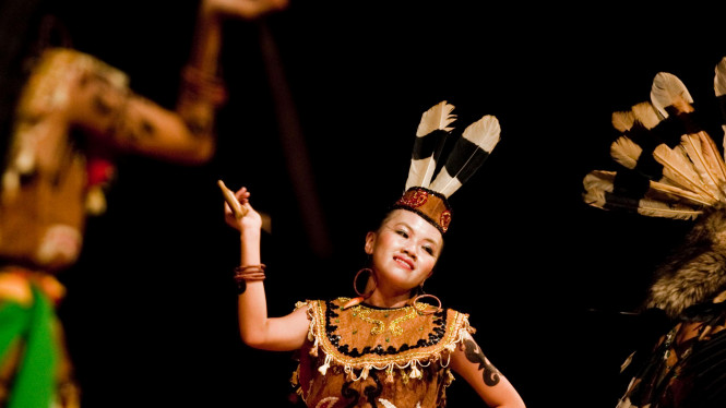 Tari Nusantara 2011