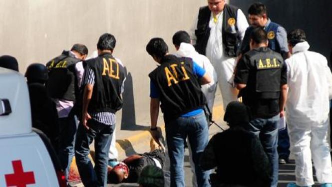 Penemuan 35 mayat di Meksiko