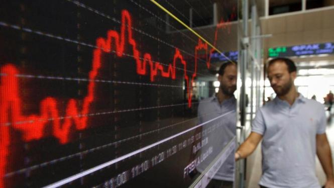 krisis ekonomi Yunani