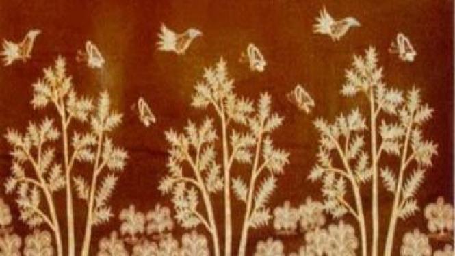 Batik tulis tancep warisan budaya Gunungkidul
