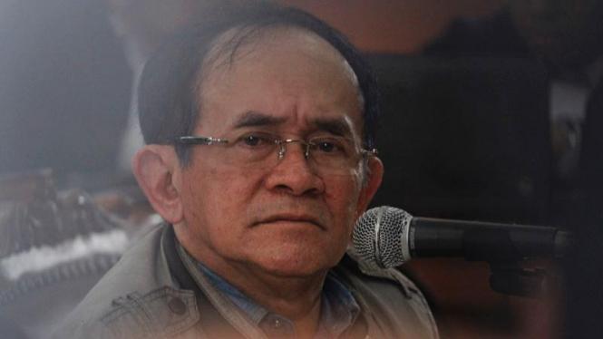 Abdul Mun'im Idris Saksi Ahli Pada Sidang Lanjutan PK Antasari Azhar