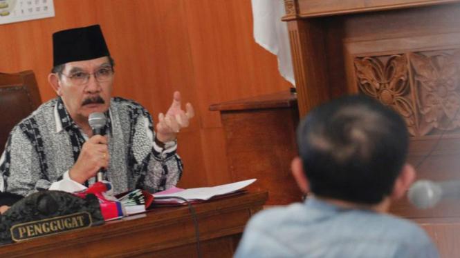 Sidang Lanjutan PK Antasari Azhar