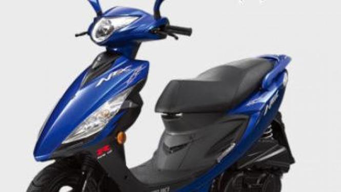 Suzuki Nex 125