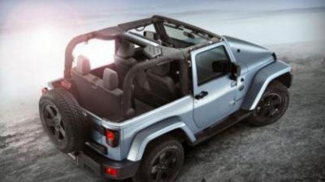 Jeep Wrangler Arctic 2012