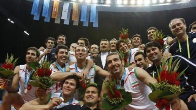 Tim voli putra Iran