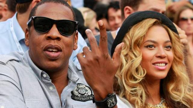 Jay Z dan Beyonce Knowles - Reuters