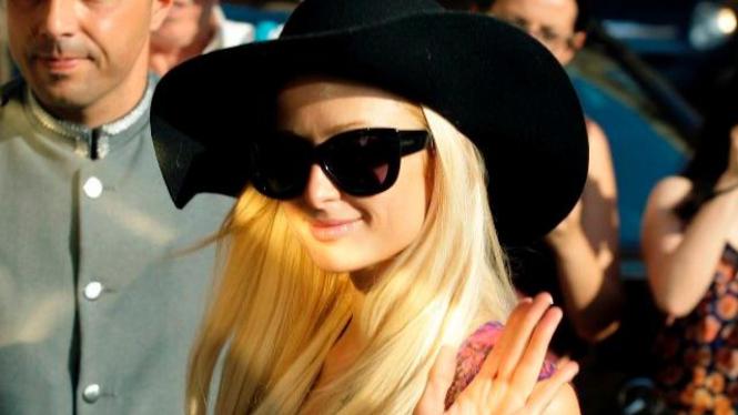 Paris Hilton - Reuters